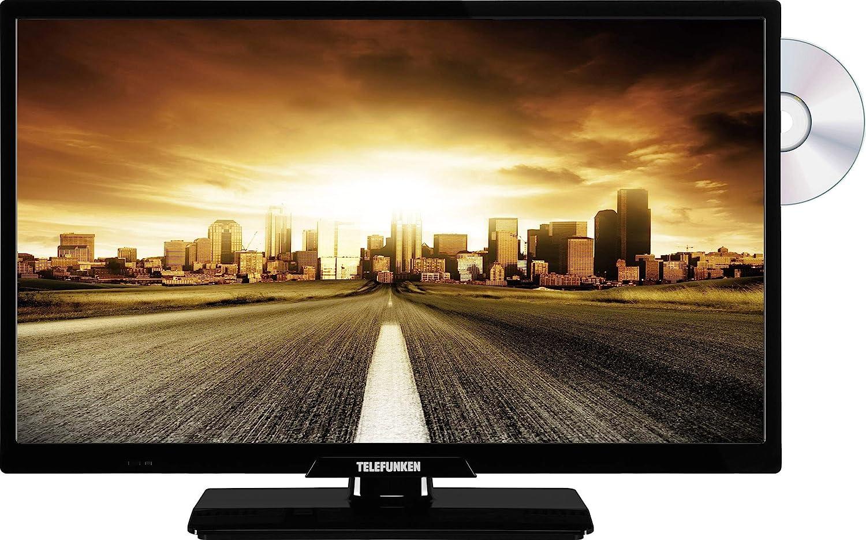 Telefunken D24H342A LED-TV 60cm 24 Zoll EEK A+ (A++: Amazon.es: Electrónica