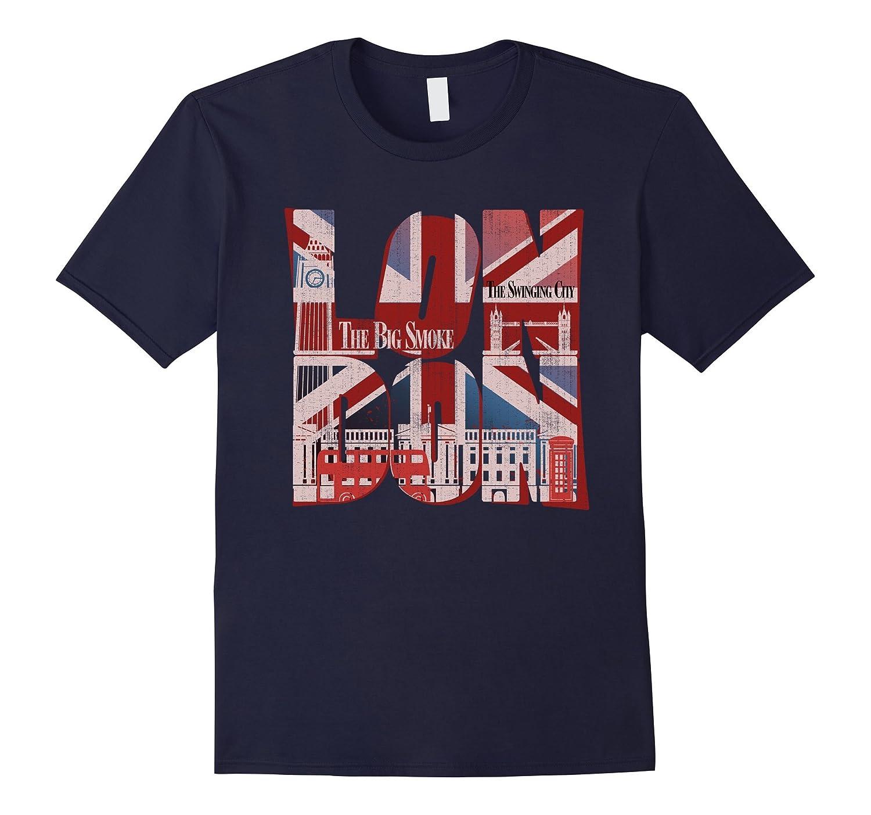 London city t-shirt-TD