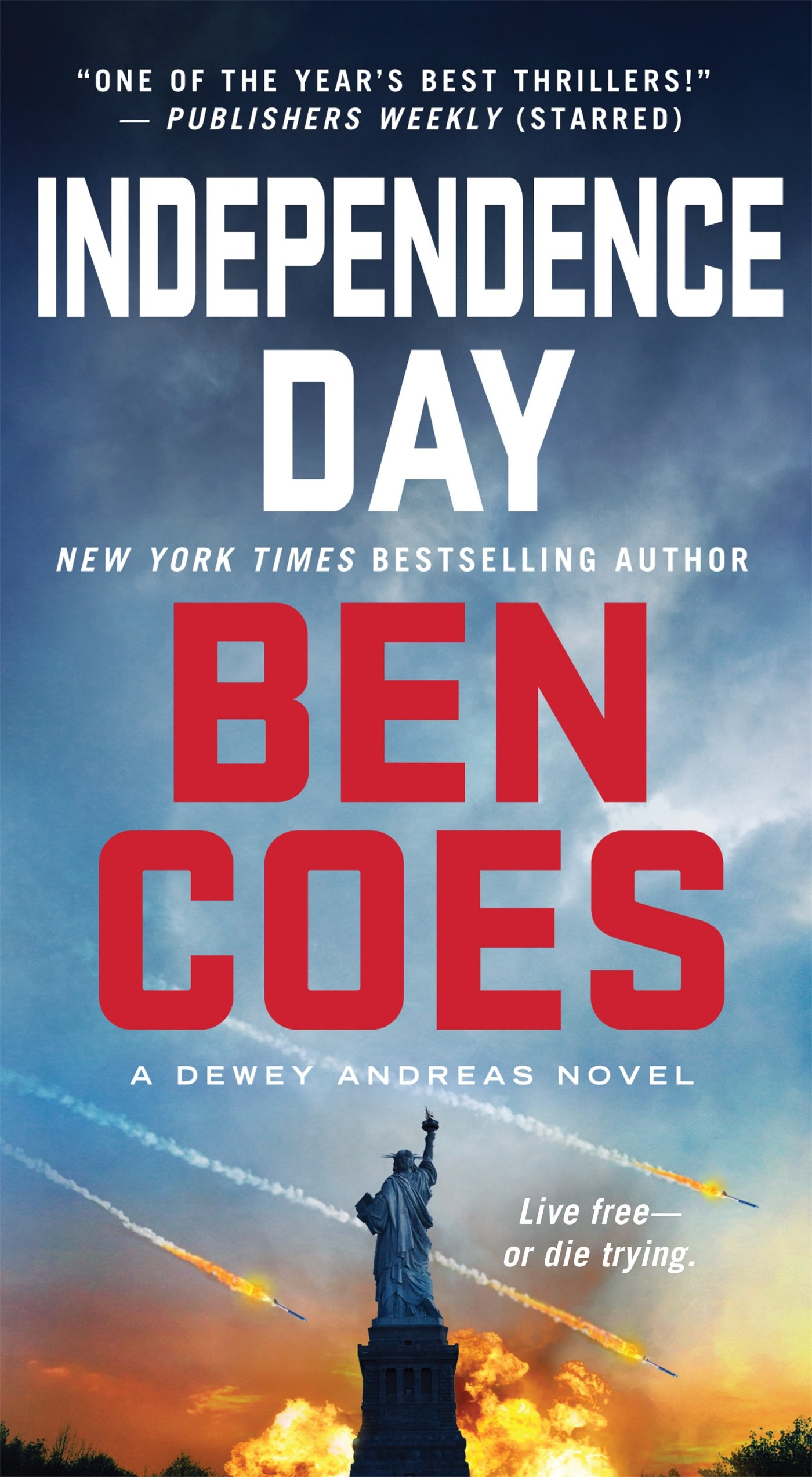 Read Online Independence Day: A Dewey Andreas Novel pdf