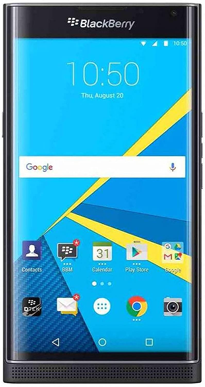 BlackBerry STV100-1 Unlocked GSM Quad-Core Smartphone with 18MP Camera - Black