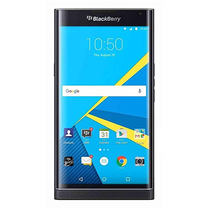 Amazon Blackberry Priv Stv100 1 32gb 4g Lte Unlocked Slider