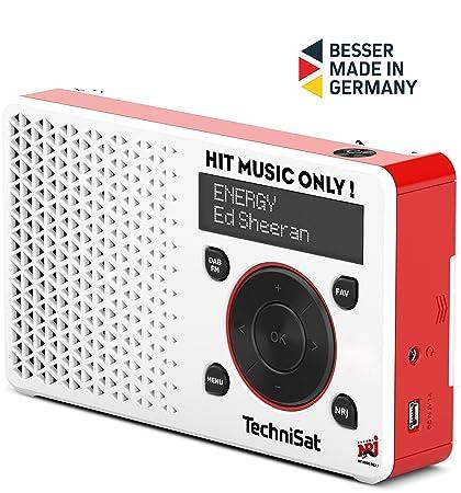Wonderbaar TechniSat Digitradio 1 Energy-Edition portables DAB Radio (klein CB-19
