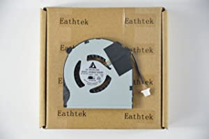 Eathtek Replacement Cooling Fan for Sony VAIO SVT13 SVT13-124CXS SVT131A11T Series, Compatible with Part Number KSB05105HB (Note: The Part# May be Different)