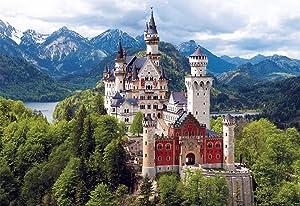 Buffalo Games - Neuschwanstein Castle Bavaria - 2000 Piece Jigsaw Puzzle
