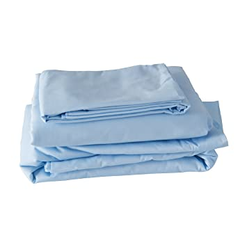 Attractive Hospital Bed Sheets, Fitted Hospital Mattress Sheet Set, Includes Top Sheet  And Pillow Case