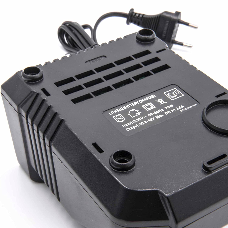 GSR 14.4-2-LI HDB180-02 vhbw 220V Alimentation Chargeur C/âble pour Bosch comme Bosch GSR 14.4 V-LIN2 PB360S GSR 1440-LI