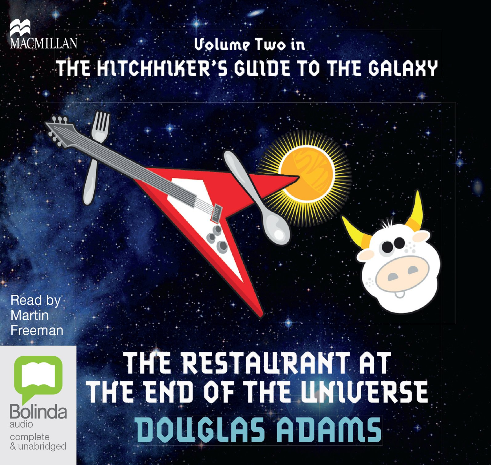 The Restaurant At The End Of The Universe: 9781509802395: Amazon.com: Books