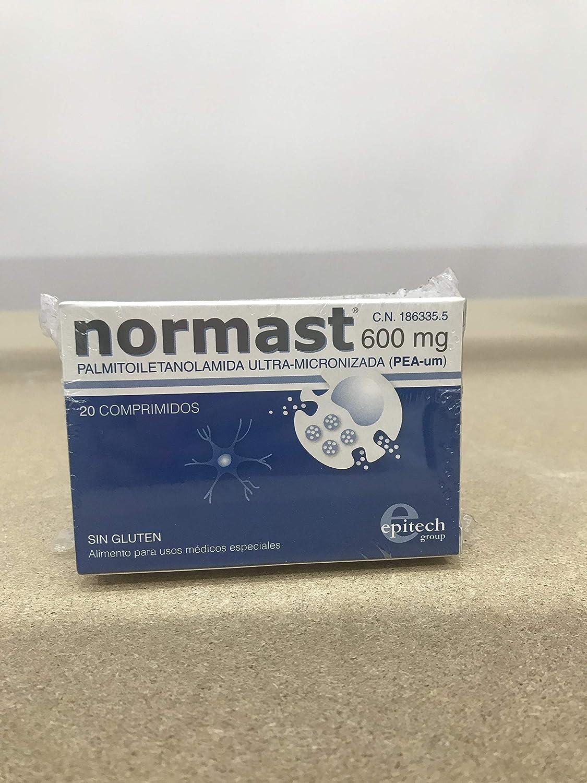 Pack ahorro Normast 600mg 60 comprimidos: Amazon.es: Salud y cuidado personal