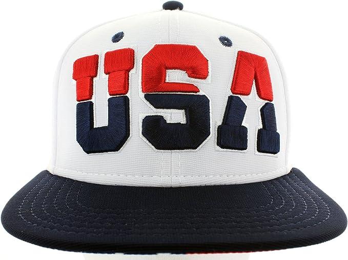 Essencial Caps Gorras de béisbol patrióticas de la colección ...