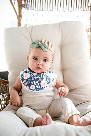 Amazon.com: Baberos para bebé Bandana Drool para Drooling y ...