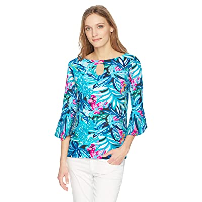 Lilly Pulitzer Women's Fontaine Top at Women's Clothing store