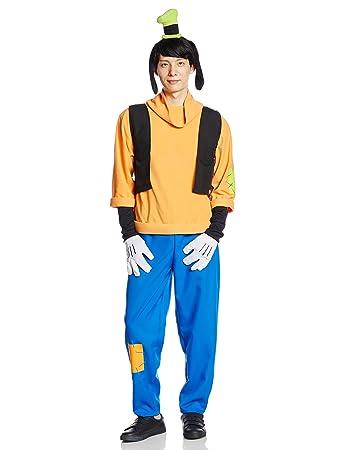 Disney Goofy Kostuem Herren 165cm 175cm 95606 Amazon De Spielzeug