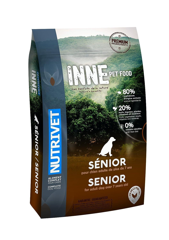Nutrivet Inne Senior à Partir de 7 Ans pour Chien Sac de 12 Kg 5119