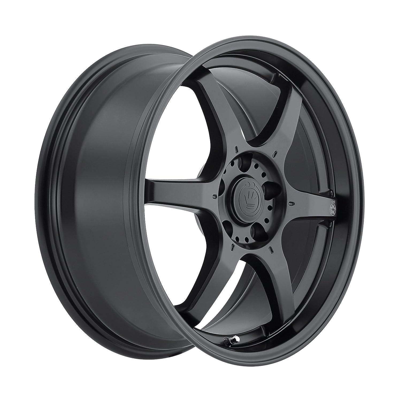 Konig Matt Black Wheel 17x7.5//5x114.3mm