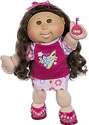 "Cabbage Patch Kids 14"" Kids - Brunette/Brown Eye Girl Doll in ""Surfer"" Fashion"
