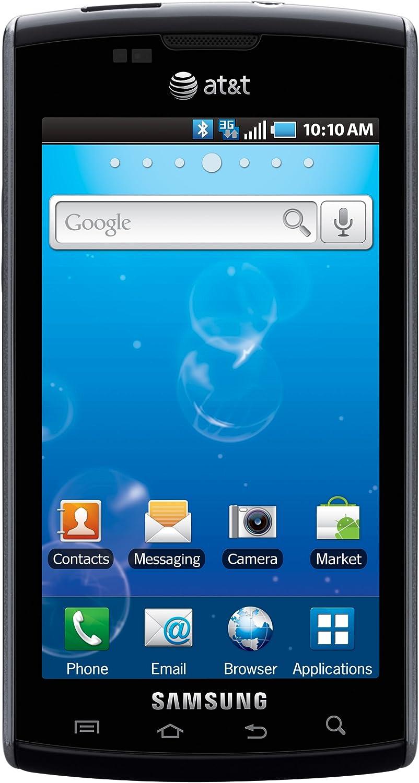 Amazon.com: Samsung Captivate, Black 16GB (AT&T)