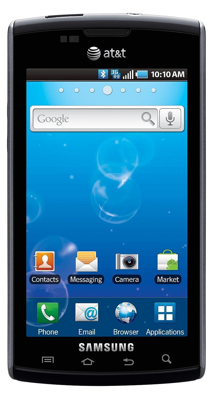 Amazon.com: Samsung Captivate, Black 16GB (AT&T): Cell Phones & Accessories