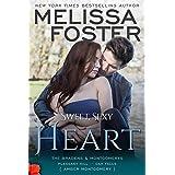Sweet, Sexy Heart (The Bradens & Montgomerys: Pleasant Hill - Oak Falls Book 8)