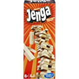 Hasbro Classic Jenga Block Game - 6 Years & Above