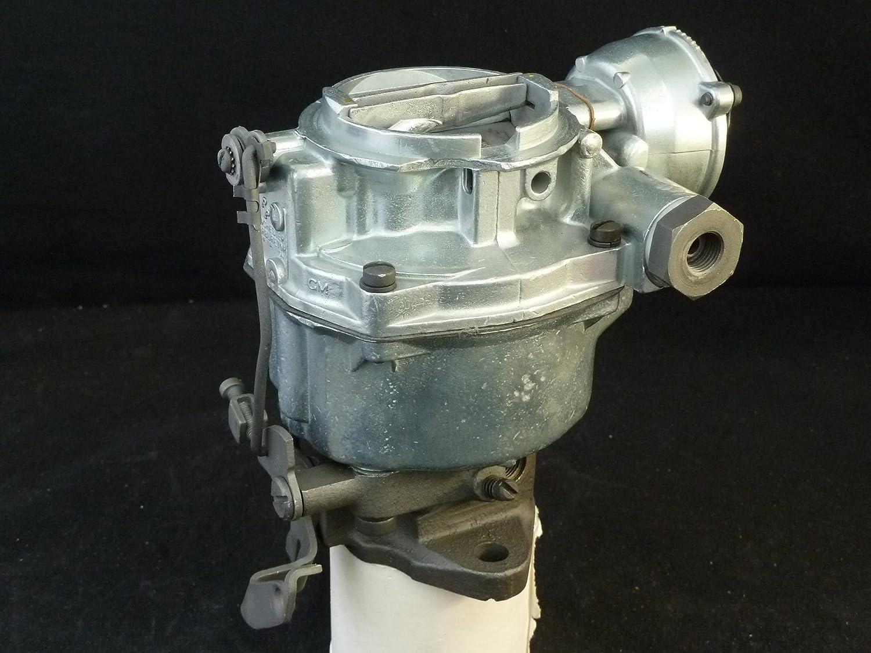 1957 1958 1959 1960 1961 Rochester R1 Bc Carburetor Chevy Starter Motor W 235ci 6cyl Pt1077 Automotive