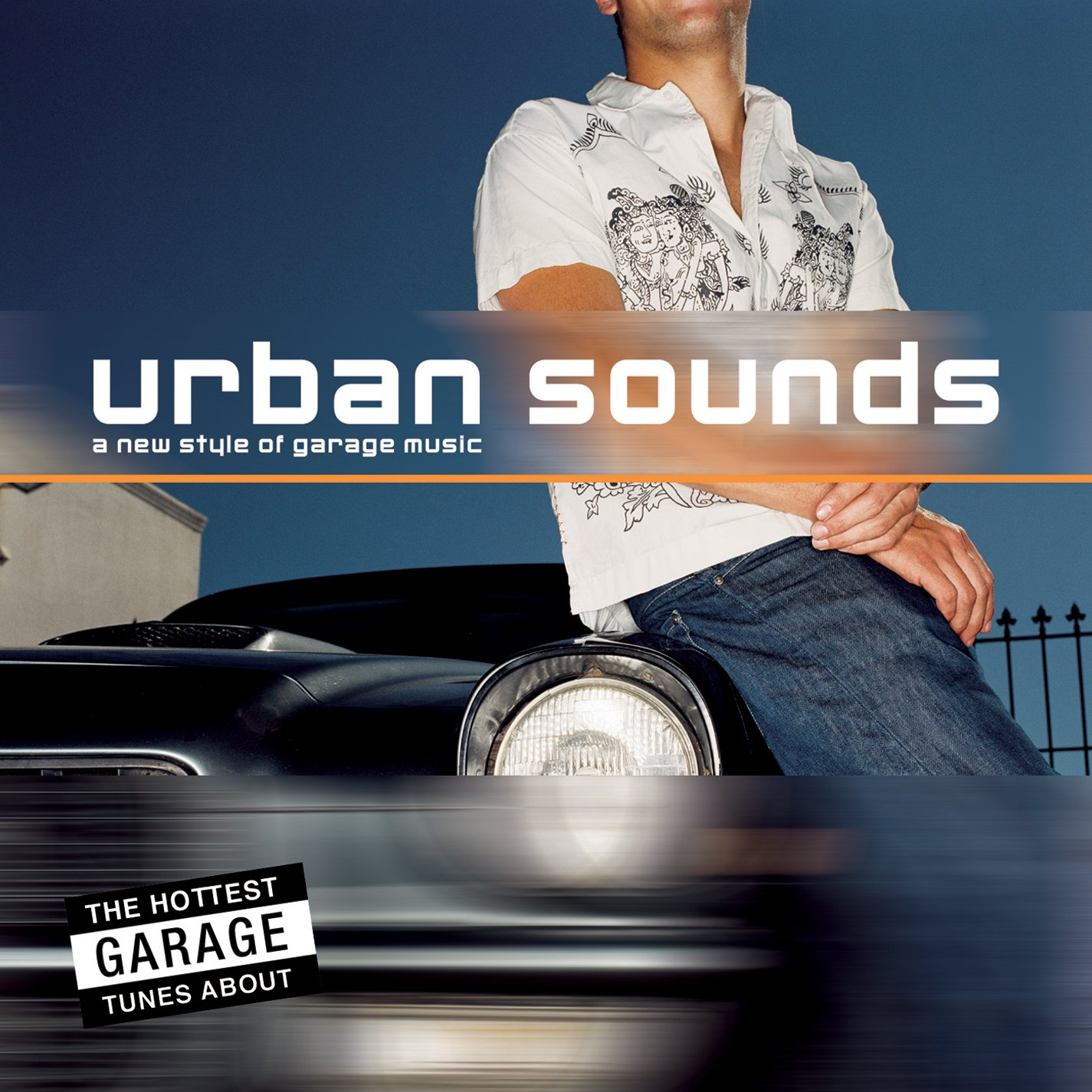 CD : VARIOUS - Urban Sounds: A New Style Of Garage Music / Various (CD)