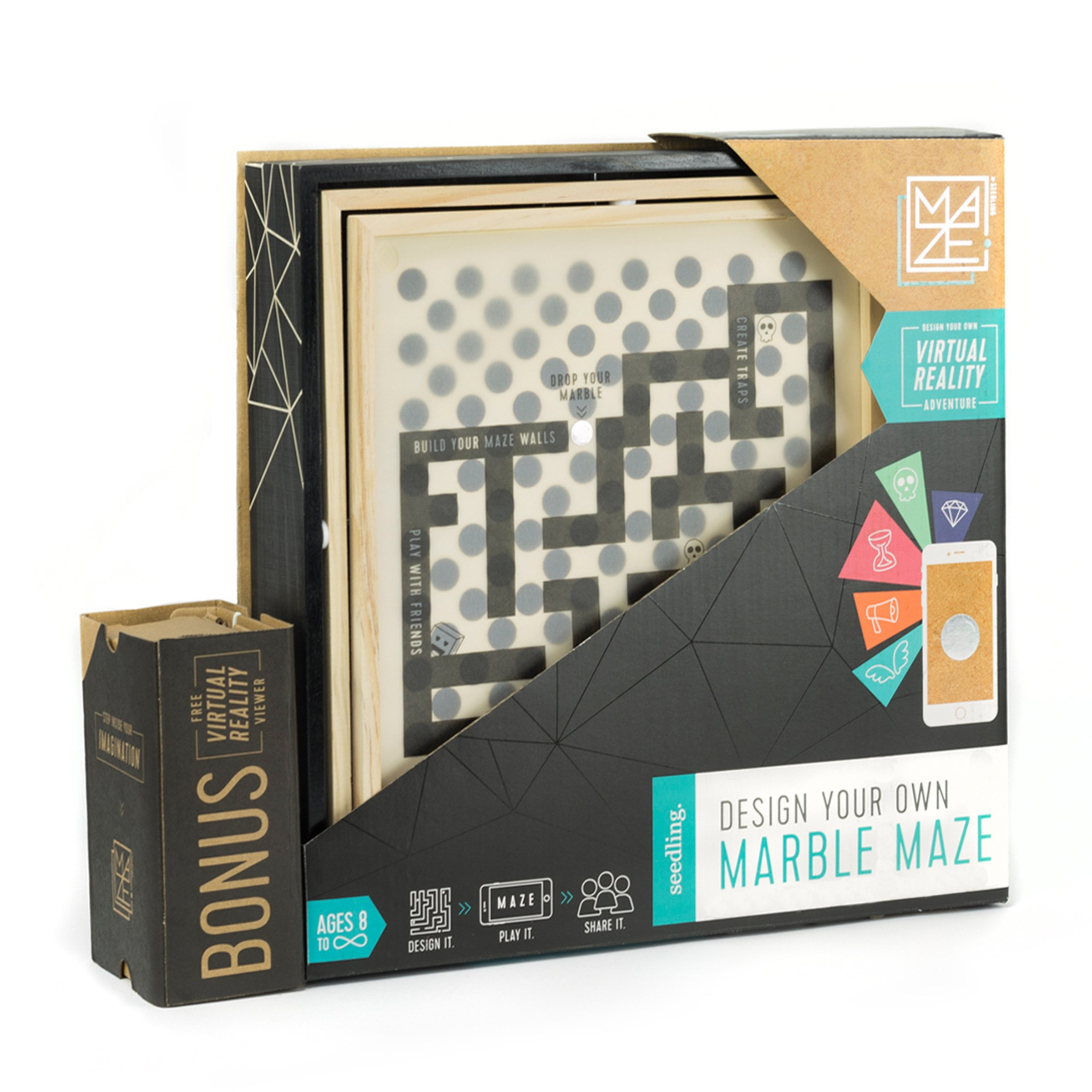 Seedling Design Your Own Marble Maze Design Your Own