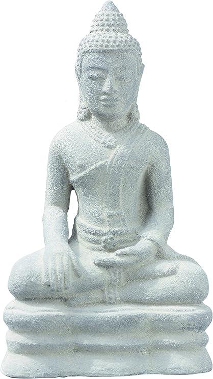 Fab Habitat Laos Buda de Piedra Estatua para jardín decoración del ...
