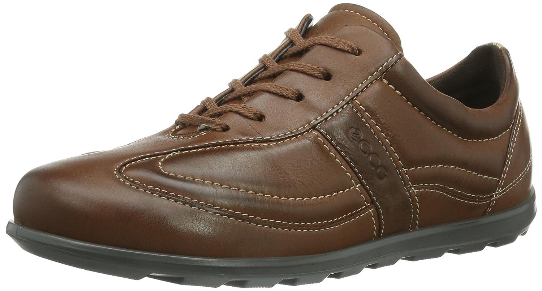Ecco CAYLA Damen Derby Sneaker Braun (Mahogany/Mink 56765)