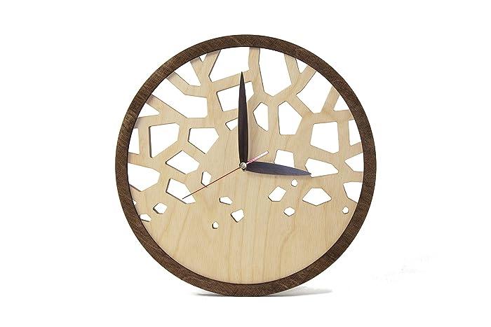 Große Wanduhren Holz Uhren Hölzerne Wand Uhr Holz Uhr Geschenk
