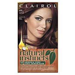 Clairol Natural Instincts 20R, Malaysian Cherry