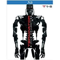 Deals on Terminator 6-Film Collection (BD) [Blu-ray]