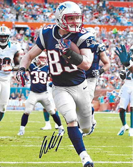 497ae00367a Wes Welker, New England Patriots, Texas Tech, Signed, Autographed, 8X10  Photo