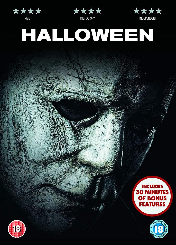 Michael Myers Halloween Dvd 2020 Amazon.com: Halloween (DVD + Digital Copy) [2018]: Movies & TV