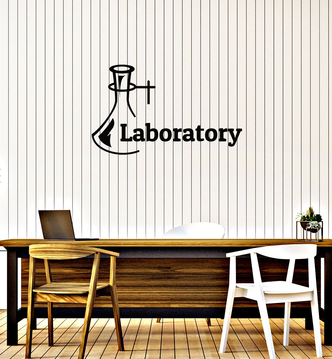 """LOVE SQUARE PANELING Wall Vinyl Decal Art Lettering Sticker Words Design 24/"""""""