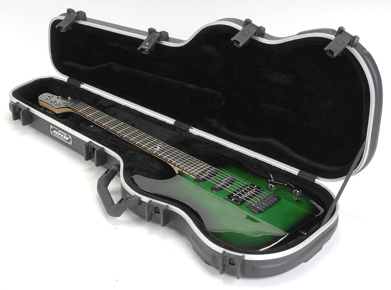 SKB 1SKB-FS-6 - Maleta para guitarra eléctrica de forma estándar: Amazon.es: Instrumentos musicales