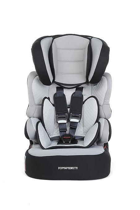 668 opinioni per Foppapedretti 9700326800 Babyroad Seggiolino Auto, Carbon