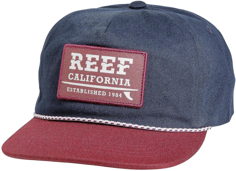Reef - Gorra de béisbol - para Hombre Azul Marino Talla única ...
