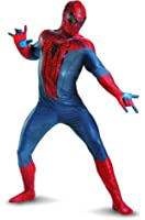 Disguise Marvel The Amazing Spider-Man Movie Adult Jumpsuit Costume