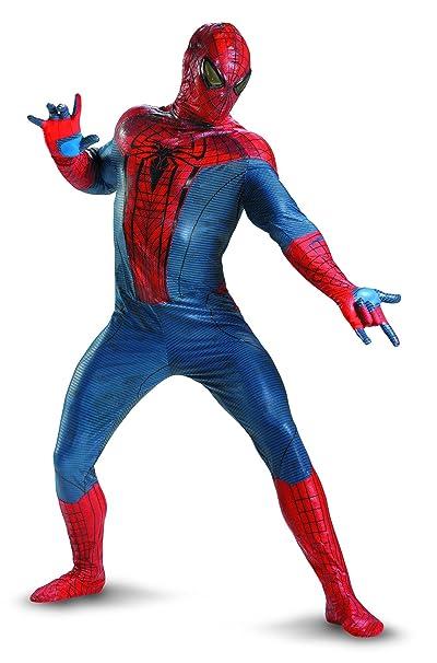Amazon.com: Disfraz Marvel The Amazing Spider-Man Movie ...