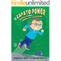 Freddie Ramos Zooms to the Rescue (Zapato Power Book 3)