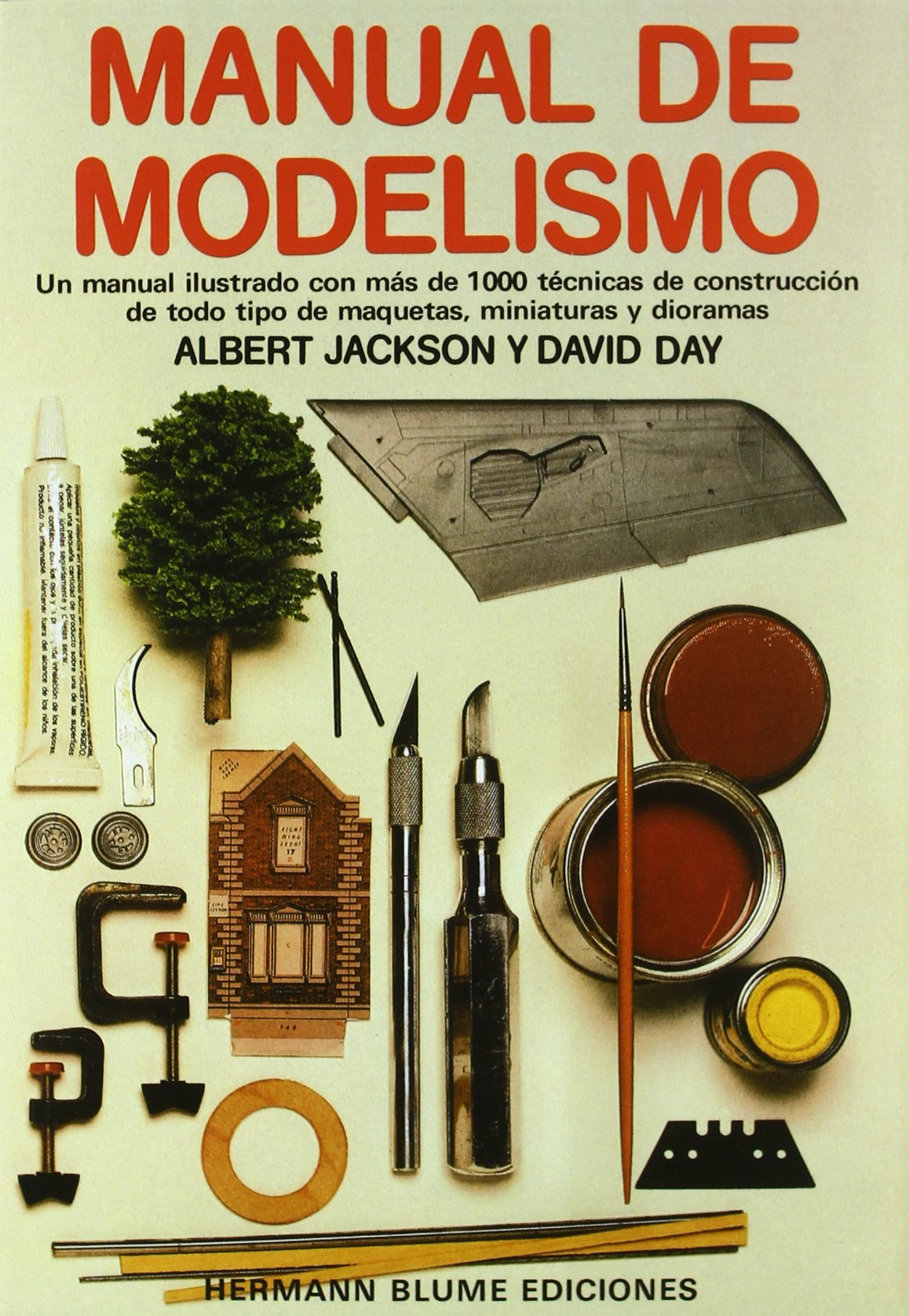 Manual de Modelismo (Spanish Edition) (Spanish) Hardcover – November, 1991