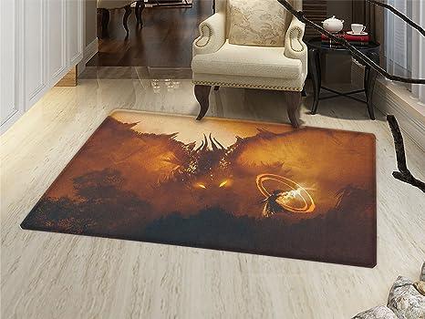 Amazon Smallbeefly Fantasy Bath Mats Carpet Calling Of The