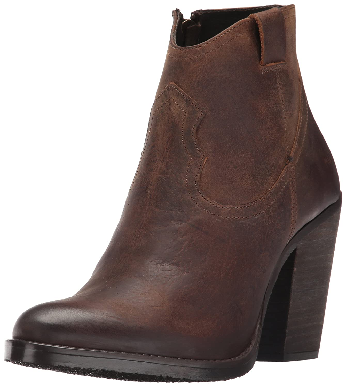 Musse & Cloud Women's Josie Western Boot B01L6S0MHU 39 EU/8-8.5 M US Brown