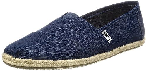 TOMS Linen Rope Sole ESP, Alpargatas para Hombre: Amazon.es: Zapatos y complementos