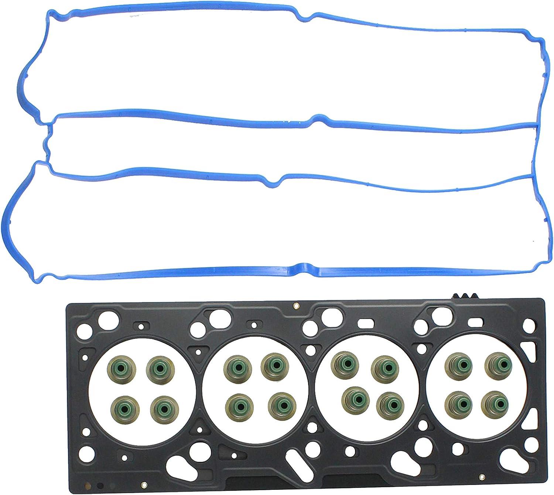 DNJ HGS452 MLS Head Gasket Set for 2002-2004 // Ford Mazda//Escape Tribute // 2.0L // DOHC // L4 // 16V // 121cid 1991cc