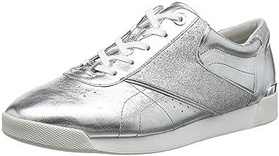e58080a471 Amazon.com   Michael Kors Women's Addie Lace Up Hi-Top Trainers ...