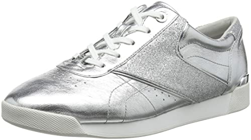 Michael Kors Addie Lace Up, Zapatillas Altas para Mujer: Amazon.es: Zapatos y complementos