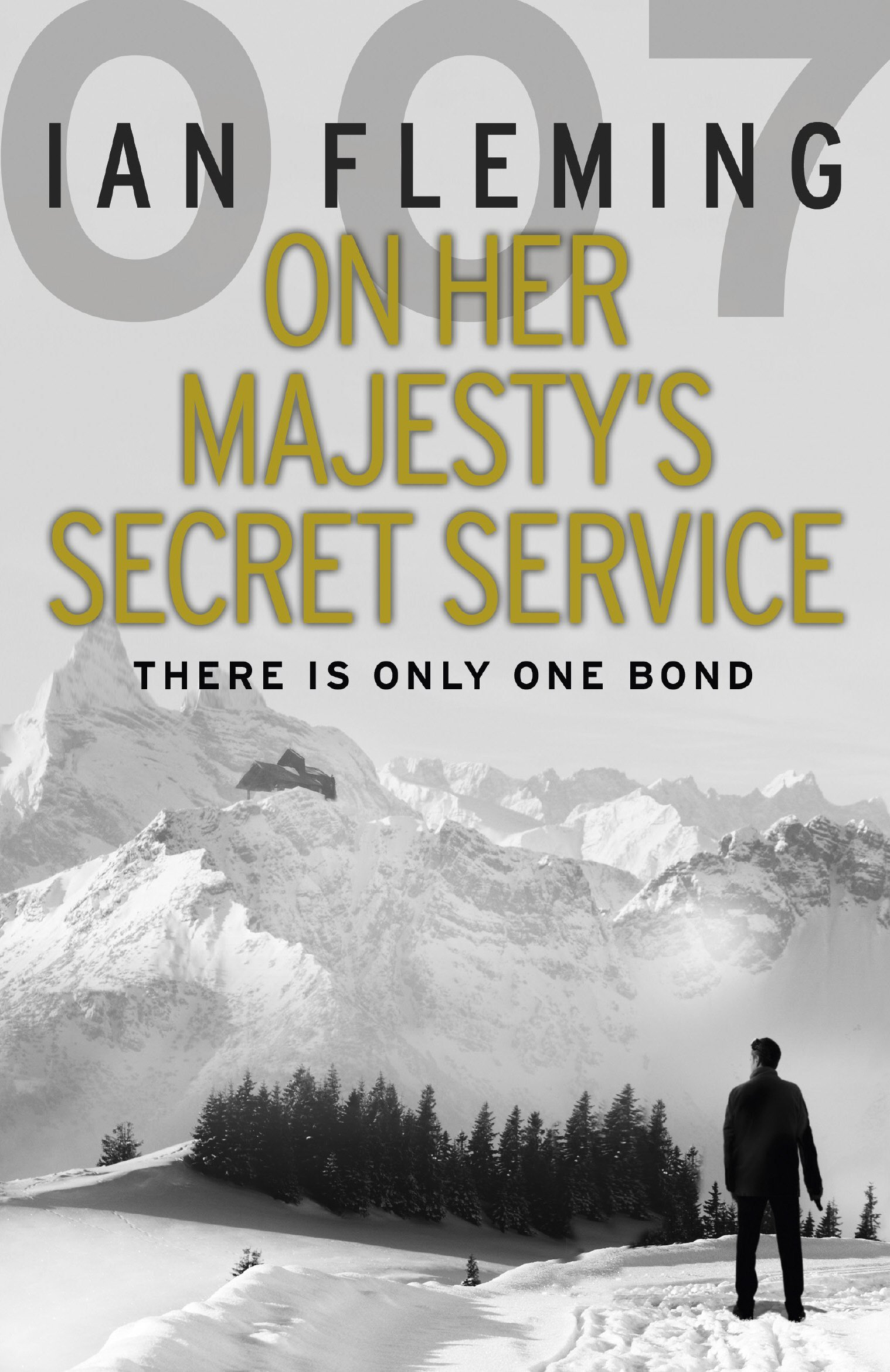 On Her Majesty's Secret Service (James Bond 007, Band 11)