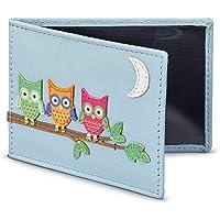 Diseño con búhos para tarjeta Oyster/Billetera para tarjeta
