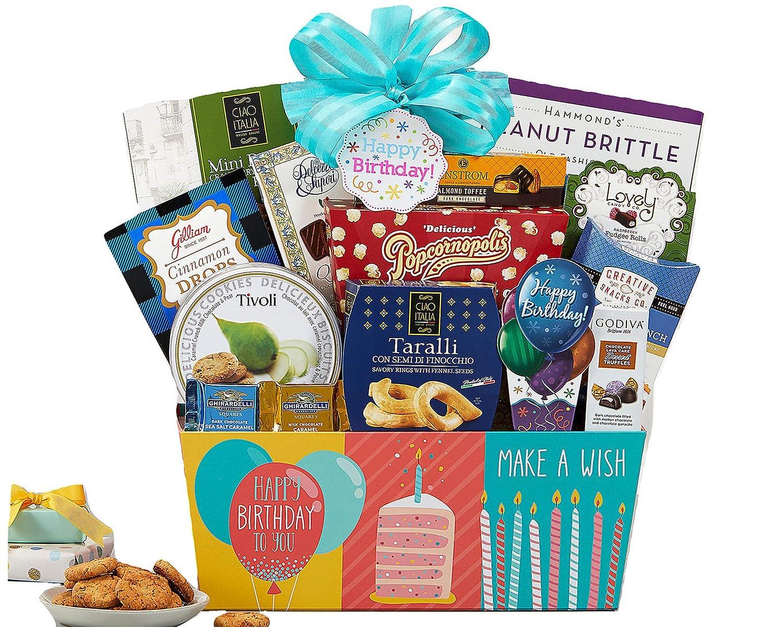 Amazon Wine Country Gift Baskets Happy Birthday Basket Grocery Gourmet Food